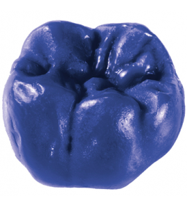 STAR WAX CB AZUL 50 GR.